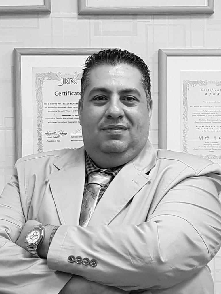 Dr. Eng. Bassem Shatla